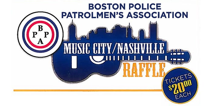 BPPA Music City/Nashville Raffle